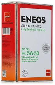 <b>Eneos Масло моторное Super</b> Touring 5W-50 API-SN 1л Южная ...