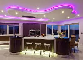 beautiful edgy kitchen design purple hidden ceiling lighting photos remodel interior decorating ideas images remodeling home beautiful home ceiling lighting