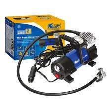 <b>Автомобильный компрессор Kraft</b> КТ 800027 — купить в интернет ...