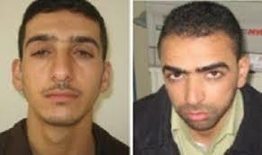 TENTERA rejim Israel menembak mati dua rakyat Palestin pagi tadi dalam operasi tentera di kawasan Universiti Hebron. Mangsa, Al-Kawasme dan Amar Abu Aysha ... - israel-victim1