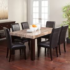 Marble Dining Room Sets Stone 42bstunning Absolut Granite Tile Countertop Kitchen Table