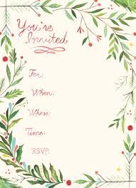 holiday invitations cevich com holiday invitations by way of giving some fantastic design to designing your invitations card 17