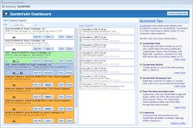 quotewerks reg quotevalet reg online quote delivery the quotevalet dashboard is designed to help you stay on the top of all your pending quotes by providing one place to see all new notifications