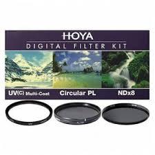 Купить Набор <b>фильтров</b> HOYA Digital <b>Filter Kit</b>: 77mm UV(C) HMC ...