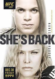 دانلود یو اف سی 207 | UFC 207: Nunes vs Rousey
