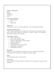 house cleaning resume sample resume maintenance resume template     Resume and Template