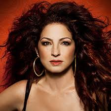 Photography by Jesus Cordero. With Gloria Estefan - cover