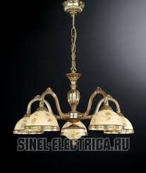 L 6308/5 <b>Подвесная люстра Reccagni Angelo</b> - Люстры
