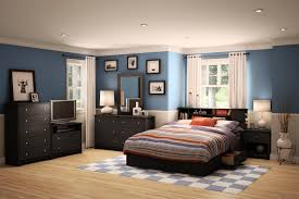 modern black painted mahogany wood black painted bedroom furniture