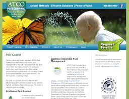 pest control website atco pest control