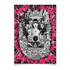 <b>Плакат A3</b>(<b>29.7</b>×<b>42</b>) <b>Gothic</b> #1694046 от Jimmy Flash