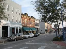 Image result for pictures of old city streets, muscatine IA
