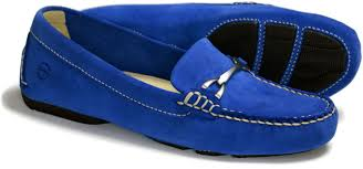 fashion blue suede leather open toe strap short gladiator