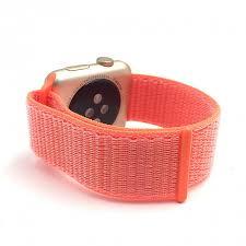 Купить <b>ремешок gurdini sport</b> loop nylon для apple watch 42/44 мм ...