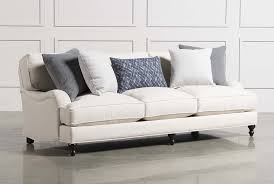 living room furniture spaces inspired:  living spaces sofas white abigail sofa cushions amazing living spaces sofas inspiration