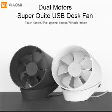 <b>Original Xiaomi VH Mini</b> Desktop Fan Portable Ventiladors USB ...