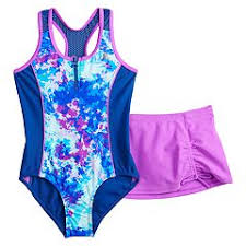 Girls <b>One Piece Swimsuits</b>: Splash Into Savings With <b>Kids Bathing</b> ...