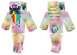 <b>Rainbow Pug</b> | Minecraft Skins