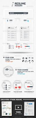 best images about cv infographic resume modern resume