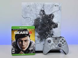 Hands-on with the <b>Xbox One</b> X <b>Gears 5</b> Limited Edition Bundle ...