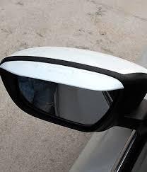 <b>Козырьки</b> на боковые зеркала для <b>Nissan X</b>-<b>Trail</b> T32 <b>2014</b> -