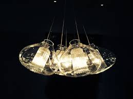 hand blown italian glass globes form beautiful contemporary pendant light fitting beautiful lighting uk