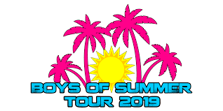 <b>Boys</b> Of <b>Summer</b> Tour <b>2019</b>