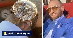 <b>Conor</b> McGregor's million dollar watch: in Abu Dhabi for UFC 257 ...