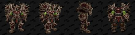 Arathi Warfront <b>Armor</b> and Weapon Transmog - Guides - Wowhead