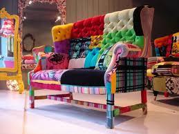 wonderful bohemian furniture 2 patchwork furniture bohemian furniture
