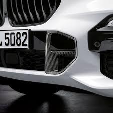 Карбоновые вставки M Performance для <b>переднего</b> бампера ...