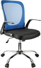 <b>Кресло оператора Helmi</b> HL-M04 Active, синий, черный