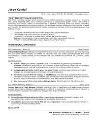 resume sample online marketing   resume service builderresume sample online marketing marketing resume best sample resume our  top pick for online marketing