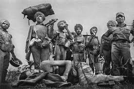 photo essay   war without end   livemintthe mukti bahini   dom fighters  fought back   the help of the indian army