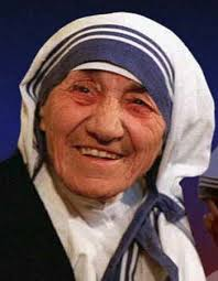 BIG BLUE WAVE  Quotations Falsely Attributed to Mother Teresa Quotations Falsely Attributed to Mother Teresa