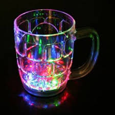 nvcollections 3D LED <b>Magic</b> & Cup with Cool stylish colorful design ...