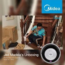 Midea Philippines - <b>Midea Robot Vacuum Cleaner</b> - Jed Madela's ...