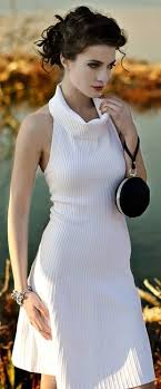 Белый цвет в одежде | Модные стили, Мода красота и Белая мода