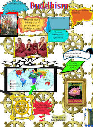 influence of buddhism on n culture cameron buddhism poster publish glogster