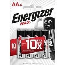 <b>Батарейка ENERGIZER</b> (4 шт) MAX E91/AA <b>1</b>,5V - купить ...