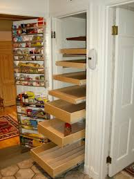 Diy Kitchen Wall Shelves Kitchen Furniture Narrow Kitchen Pantry Shelving Unit With Door