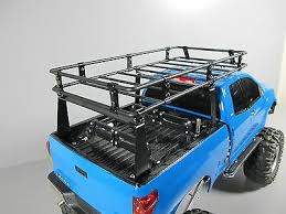 """<b>New Metal Rear</b> Cargo Bed Roof Rack for """"Toy"""" Tamiya R/C 1/10 ..."""