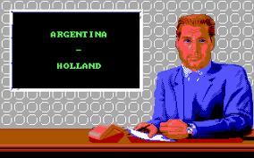 hasil foto ke Italia 90 Amiga