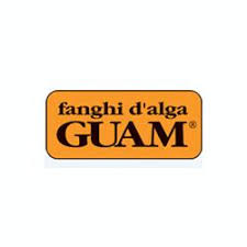 Risultati immagini per fanghi d'alga guam logo