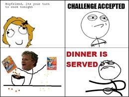 Like a Boss Meme - Cooking via Relatably.com