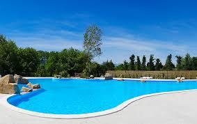new pool argels sur mer camping la chapelle argelas sur