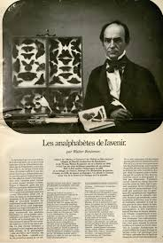 russell stephens on the reception of photography between roland  first page of the french translation of walter benjamins little history of photography in the parisian magazine nouvel observateur