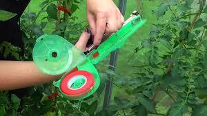 Тапенер - Степлер для растений. Инструкция. Обзор. - YouTube