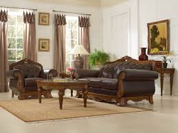 Upholstery Living Room Furniture Rustic Country Living Room Furniture Square Wood Upholstery Coffee