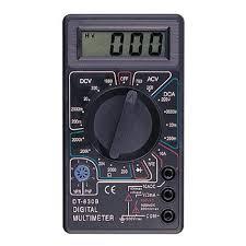 <b>Мультиметр Ресанта DT 830B</b> — купить в интернет-магазине ...